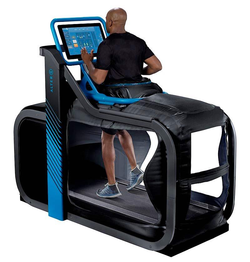 Alter G Treadmill Michigan